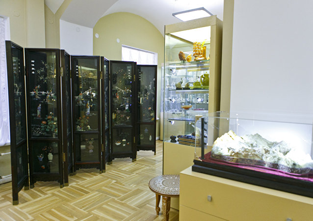 中国藏品 - 俄罗斯现代史博物馆中最为丰富的藏品之一