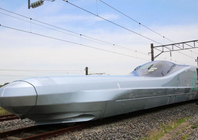 日本測試時速高達360公里的新型高速列車