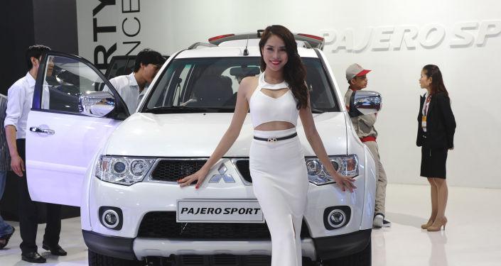 三菱帕杰罗∙劲畅(Mitsubishi Pajero Sport)