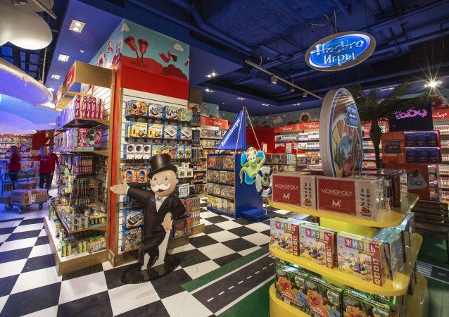 印度富翁收购英国玩具连锁店Hamleys