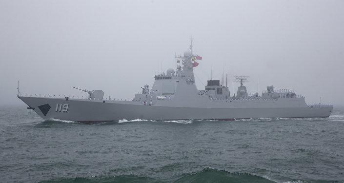 052D型导弹驱逐舰