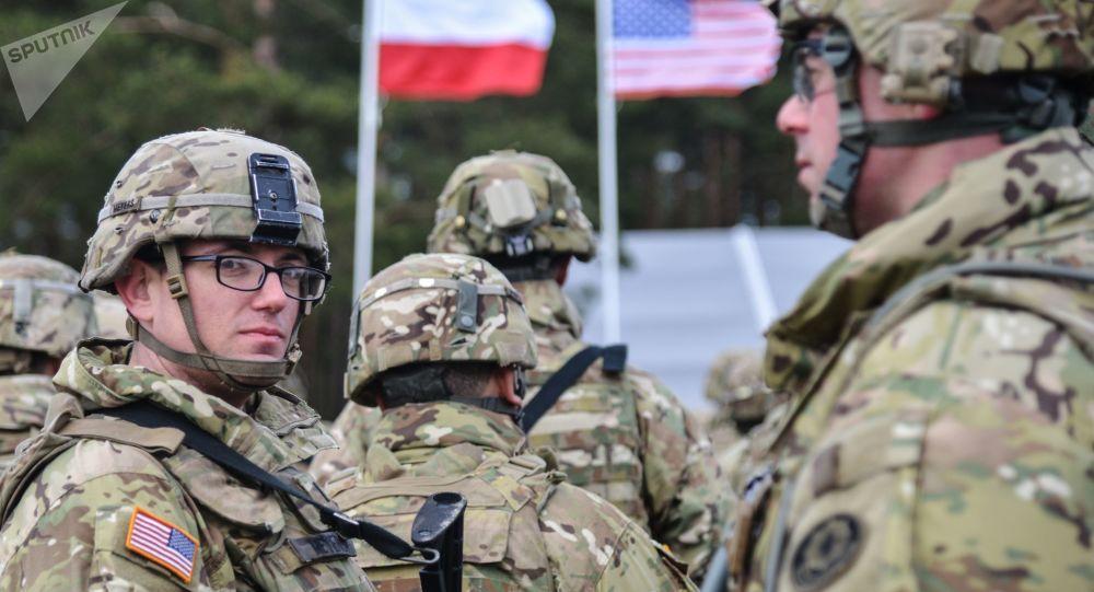 美军将被部署在波兰的六个地点