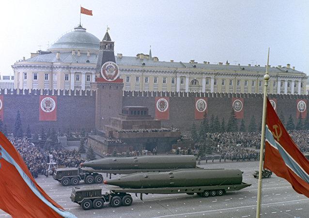 莫斯科,1965年5月9日
