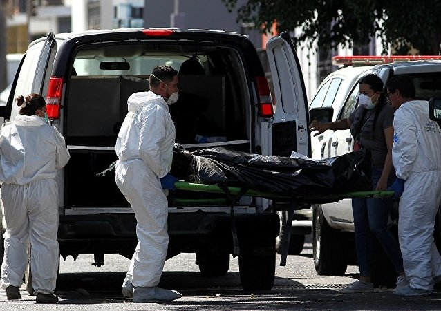 墨西哥秘密坟场中发现35具尸体