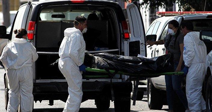 墨西哥秘密墳場中發現35具屍體