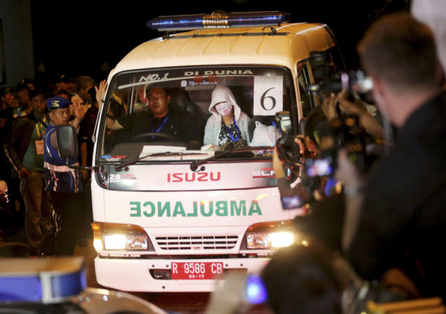 印尼救护车