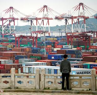 中国失去美国主要贸易伙伴的地位