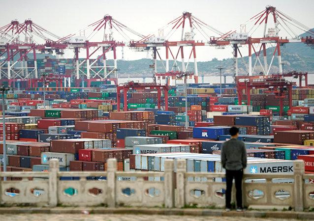 中國失去美國主要貿易夥伴的地位