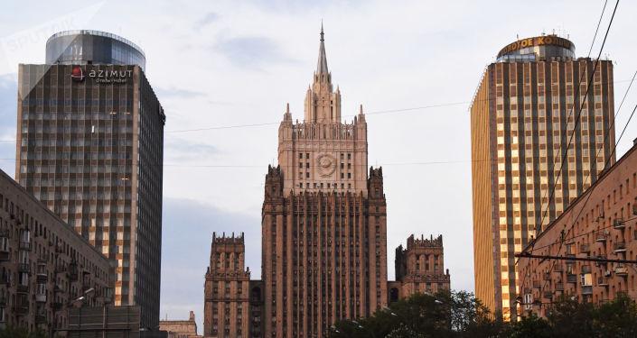 俄外交部:俄将继续采取行动保护在科索沃被列为不受欢迎人物的俄公民