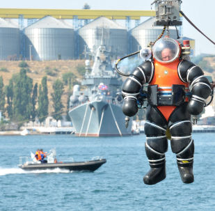 俄羅斯慶祝黑海艦隊日