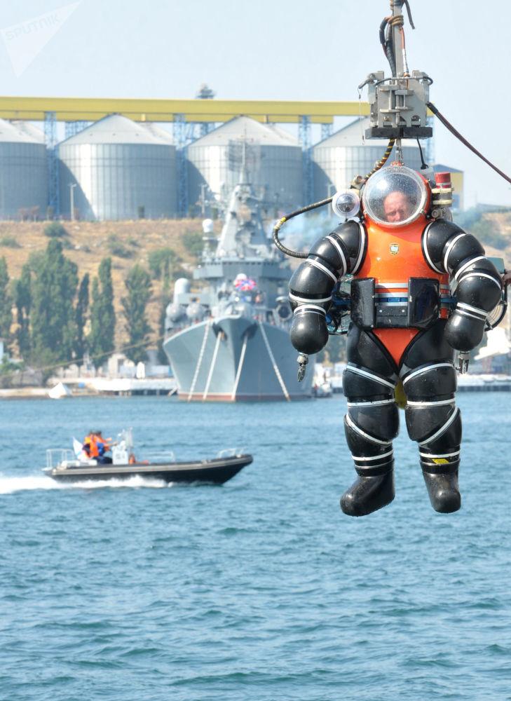 必威体育庆祝黑海舰队日
