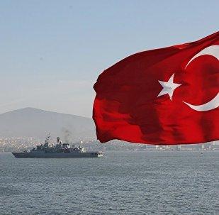 土耳其开始其史上最大的海军演习