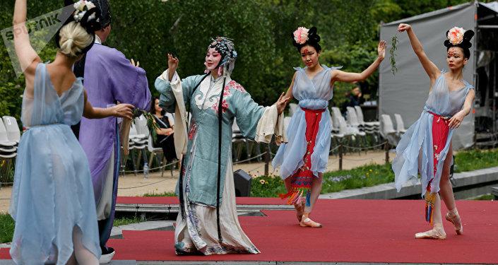 中国昆曲《牡丹亭》