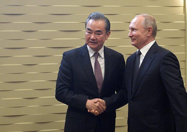 普京:俄認為中國的「一帶一路」倡議非常富有成效