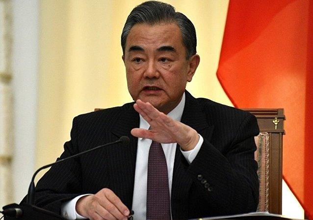 王毅谈伊朗和海湾形势 称美方应该改变极限施压做法