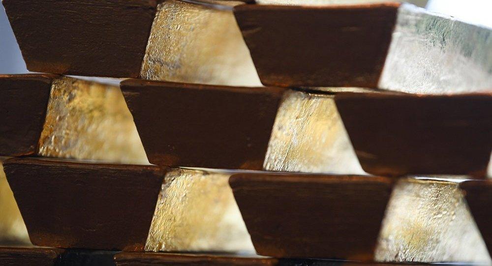 中國連續增加黃金儲備