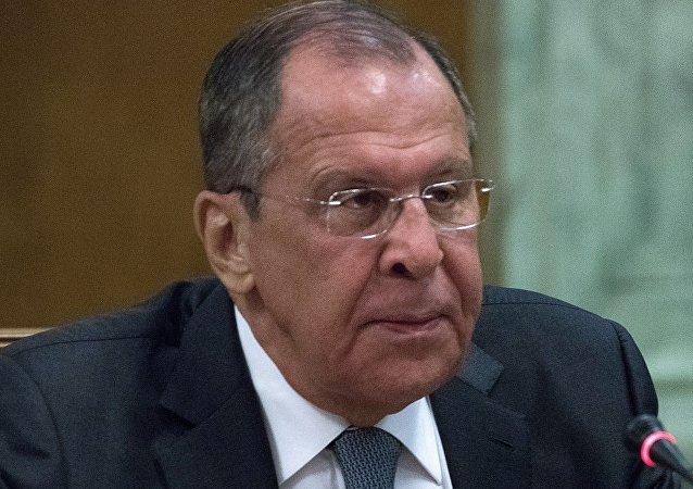 俄外長期待與美國務卿討論兩國關係正常化的具體措施