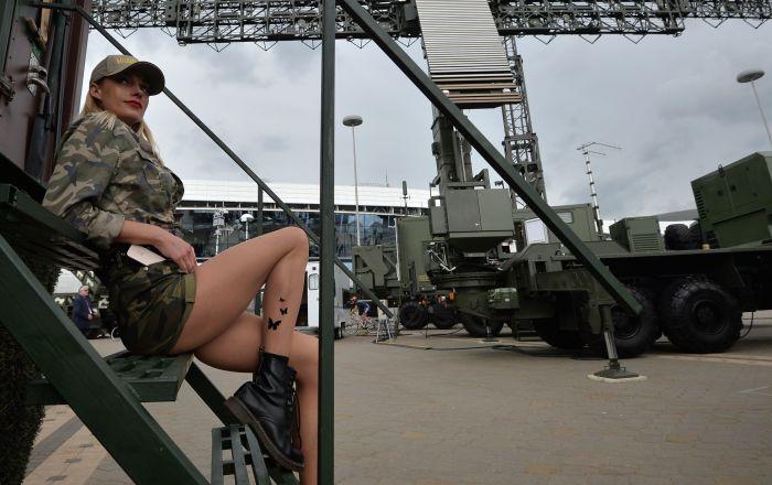 明斯克「米列克斯-2019」國際武器裝備和軍事技術展