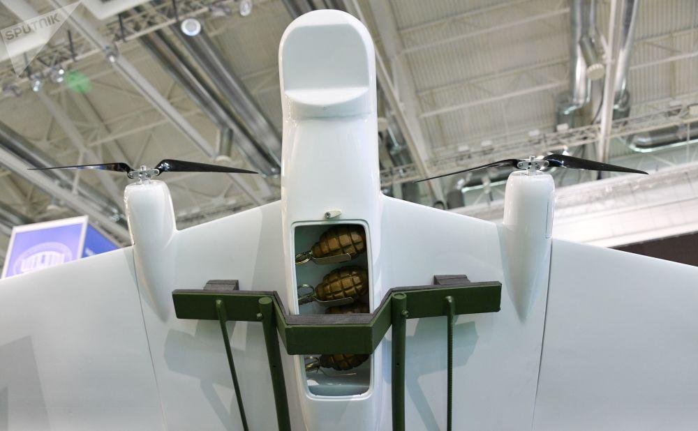 「Busel MB2」無人航空系統