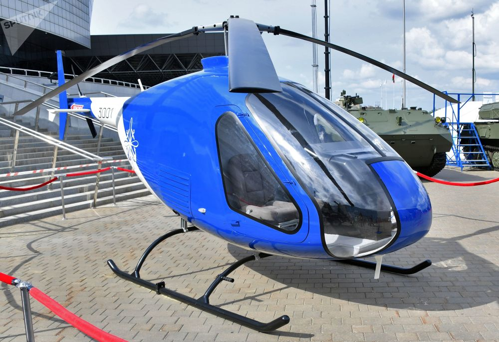 Skymax3001教練直升機