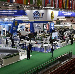 第九届明斯克国际军事装备博览会