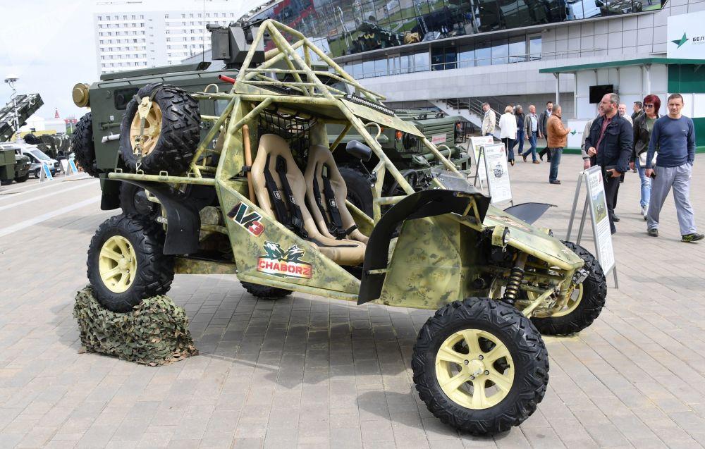 Chaborz M-3全地形車