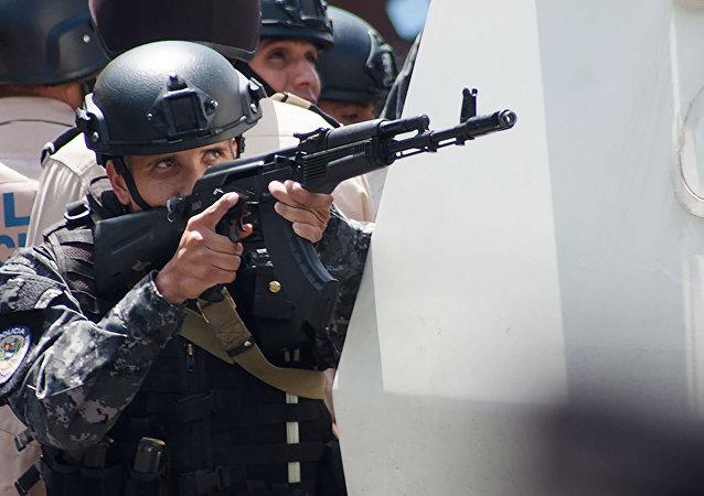 俄军技合作局:委内瑞拉AK枪械工厂的安装工作即将完成