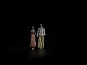 芭蕾舞剧《长恨歌》在莫斯科彩排