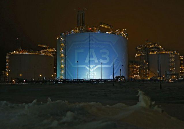 俄亚马尔LNG工厂实际产能或达到每年1800万吨