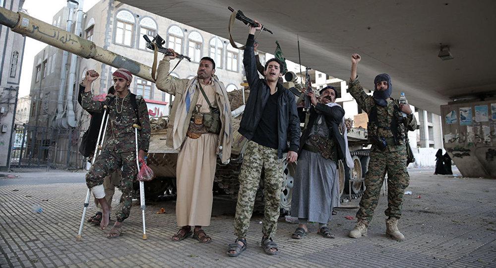 也门胡塞武装
