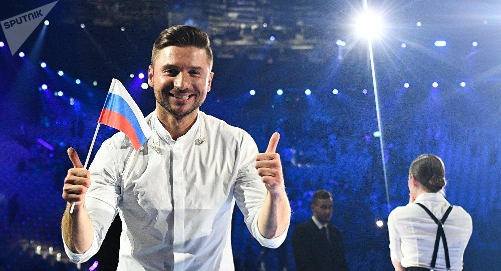 俄罗斯歌手拉扎列夫挺进欧洲歌唱大赛决赛