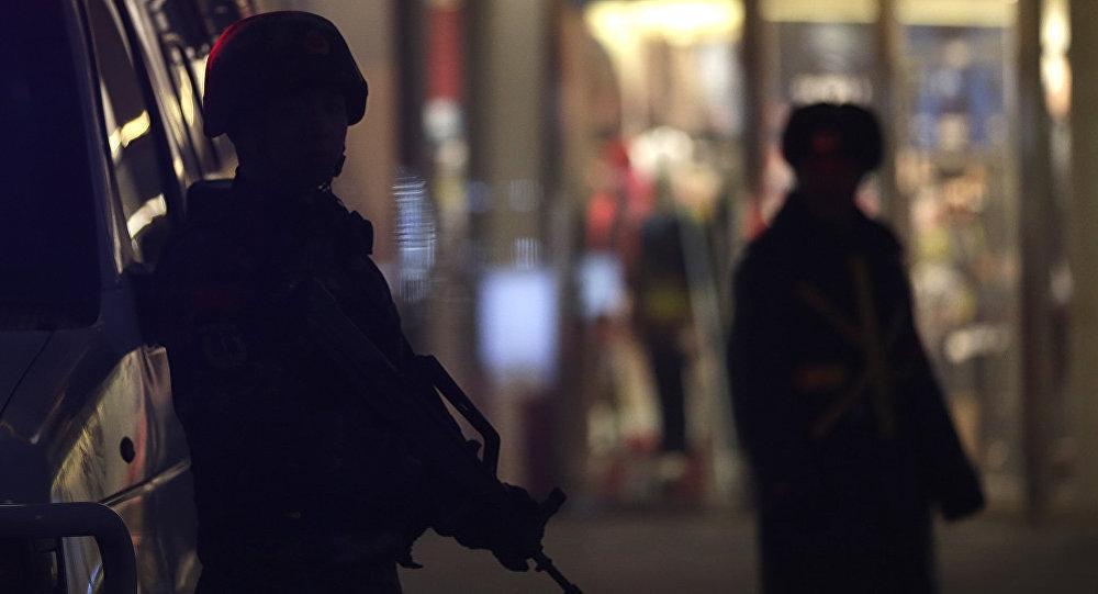 中国希望土耳其成为打击恐怖和分离主义伙伴