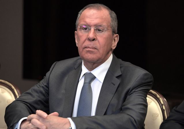 俄外长称俄方不会首先开始研发受《中导条约》限制的导弹