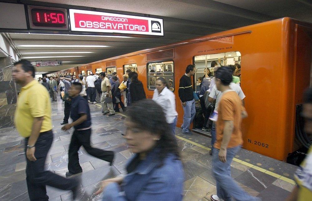 墨西哥城地铁