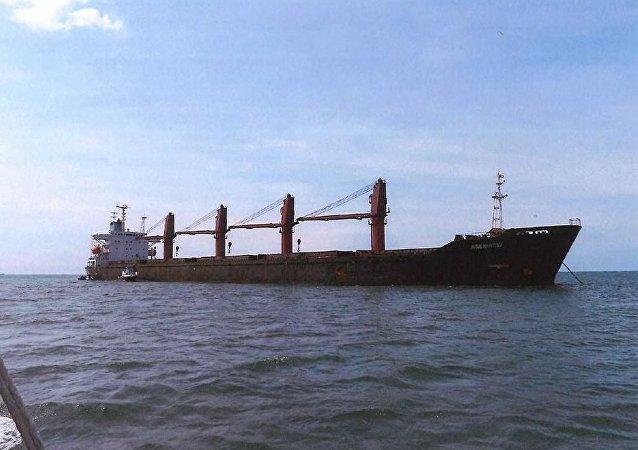 朝鲜智诚号船只