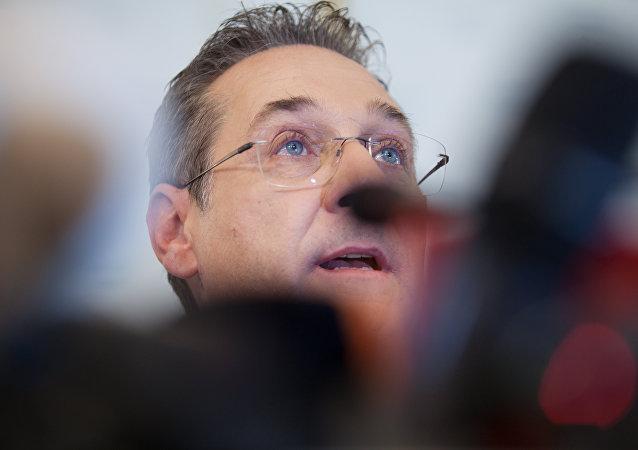奧地利副總理在視頻醜聞後宣佈辭職