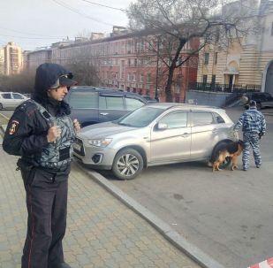 哈巴羅夫斯克警方