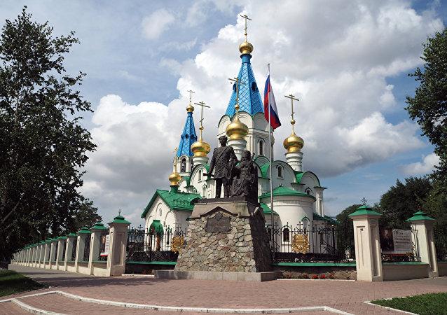 布拉戈維申斯克大教堂