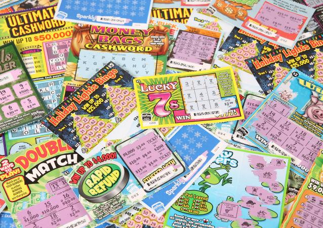 英国男子买彩票抽中全国最高奖1.9亿欧元