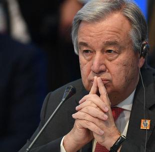 古特雷斯谴责针对叙平民的空袭行为