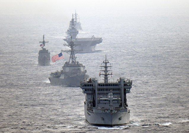 菲律賓寧要中國貸款而不願同美國聯合軍演
