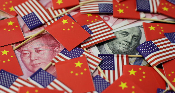 彭博社估计美中贸易战可能造成的损失