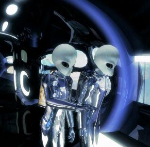"""飞碟专家透露外星人疑似所在地:不在""""51区"""""""