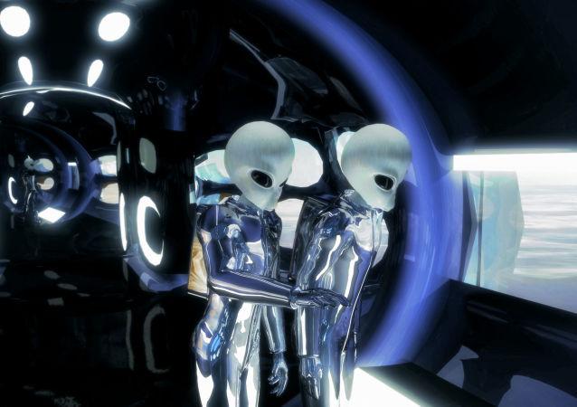 美国天文学家模拟外星人观测地球