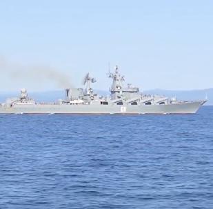 俄羅斯慶祝太平洋艦隊日
