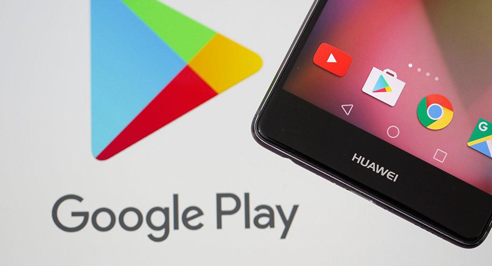 华为公司正在与谷歌保持联系