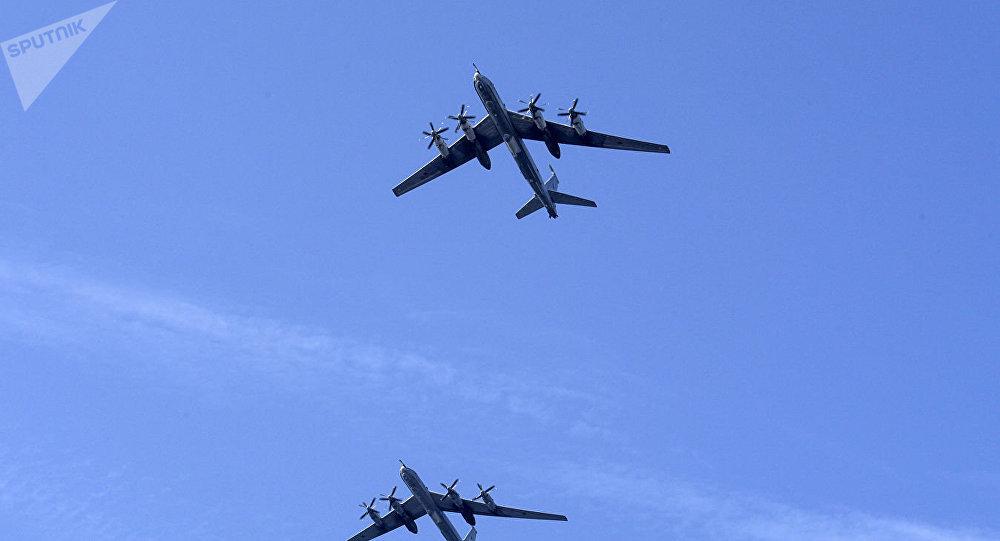 俄罗斯就韩国飞机危险做法向韩武官递交照会