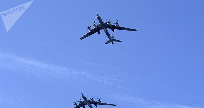 俄羅斯就韓國飛機危險做法向韓武官遞交照會