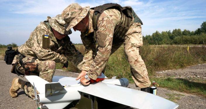 烏軍的無人機