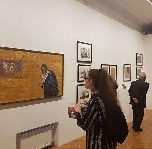 莫斯科藝術館舉辦大型活動紀念中俄建交70週年